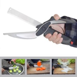 2 in 1 multi clever scissors cutter