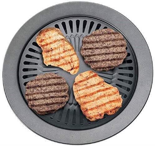best smokeless indoor stove top grill cooking orbit
