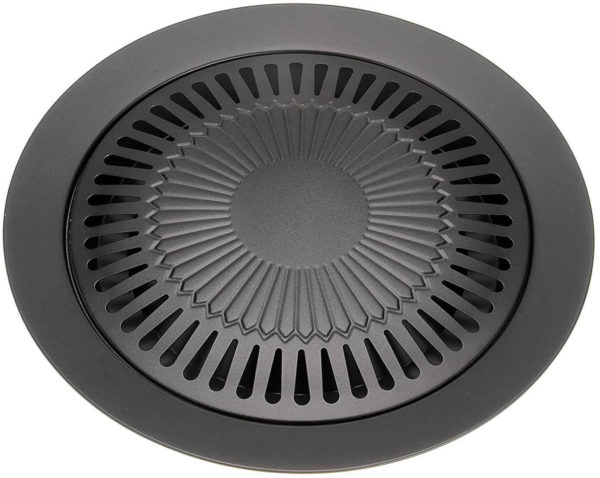 13 inch smokeless stovetop barbecue grill online price in pakistan