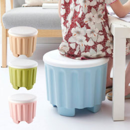 best multi functional plastic storage stool buy online price in pakistan