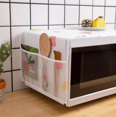 Microwave Oven Dustproof cover