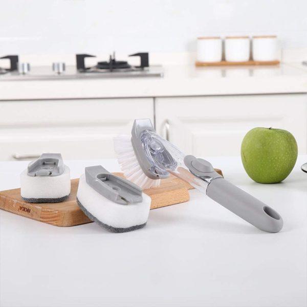 dishwasher brush with dispenser cookingorbit.pk