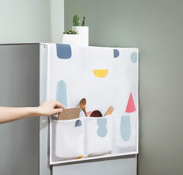 fridge cover sheet with pocket in pakistan