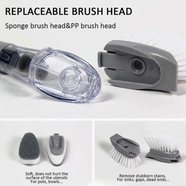 dishwasher brush with dispenser cookingorbit pk