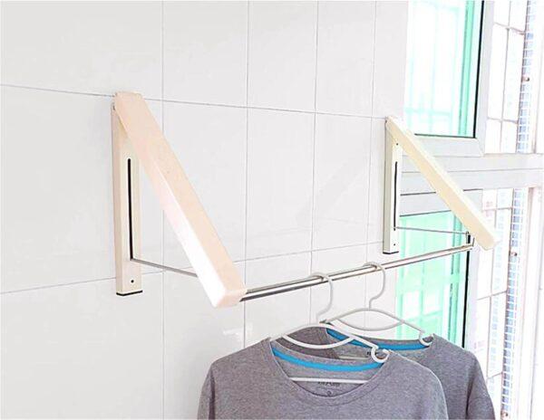 Laundry Hangers Wall Mount