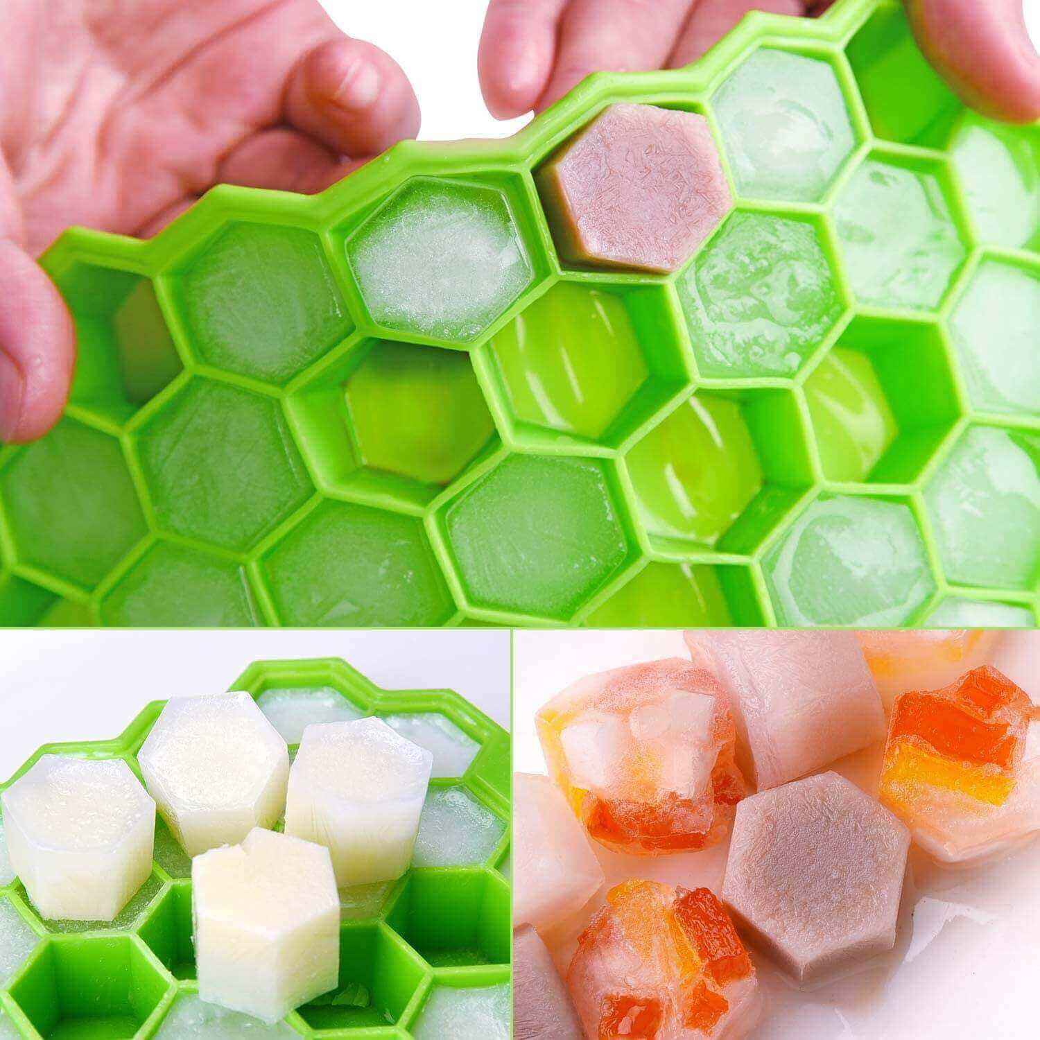 Large Ice Cube Tray with Lid Buy Online in Pakistan - CookingOrbit