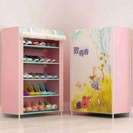 dust proof shoes rack with non woven fabric cover buy online price in pakistan