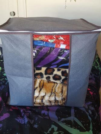 blanket and clothes storage bag customer review cookingorbit.pk