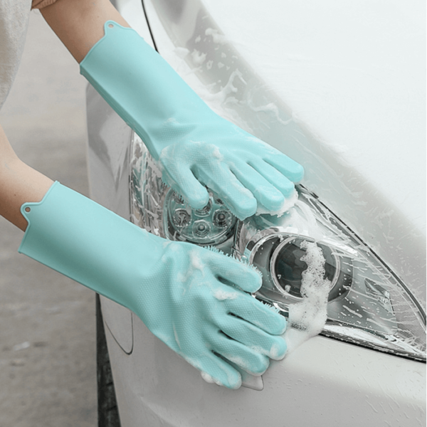 car cleaning gloves in pakistan