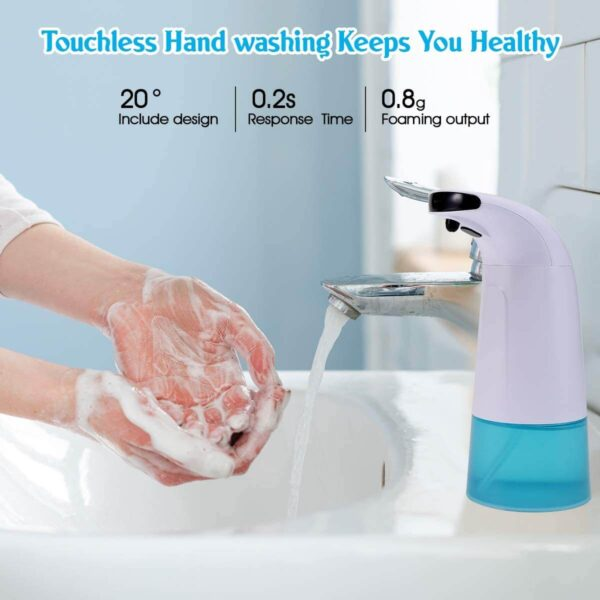 auto sensor foam soap dispenser in Pakistan
