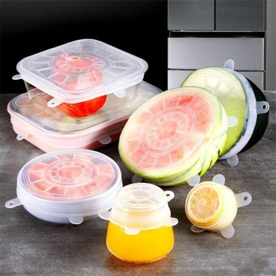 Silicone Stretch Lids in Pakistan