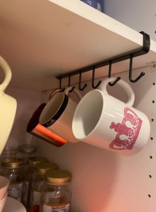 cup holder with 6 hooks in Pakistan review
