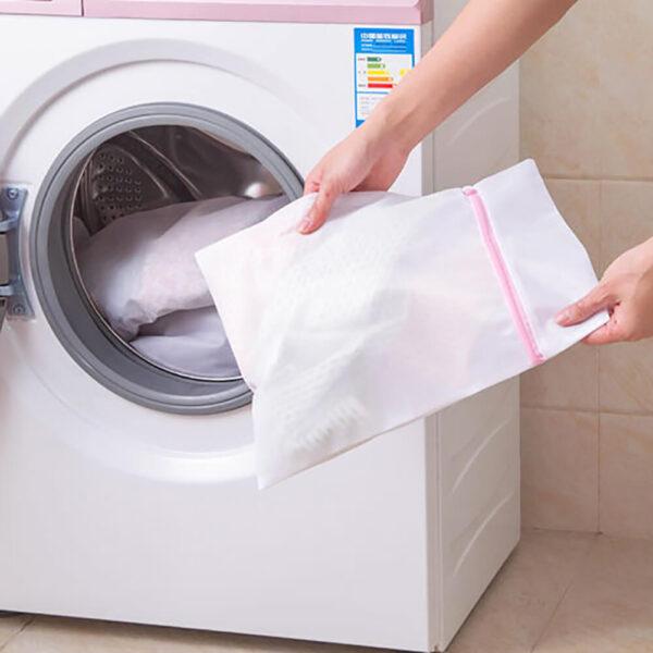 White Mesh Laundry Bag Price in Pakistan