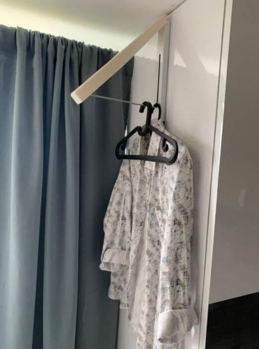 wall mounted hanger hidden type review in Pakistan