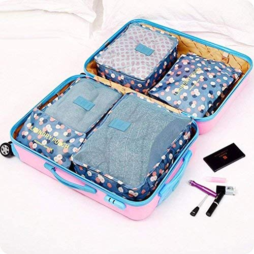 Travel Storage Packing Organizers Laundry Travel Bags