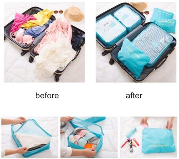 Multi-functional Clothing Sorting Packages