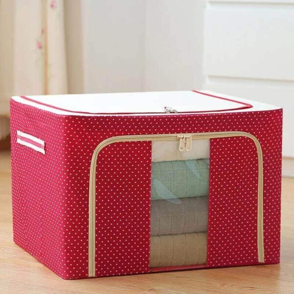 clothes storage bags zipper