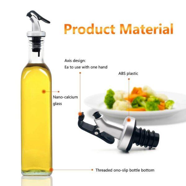 oil bottle for kitchen in Pakistan cookingorbit.pk