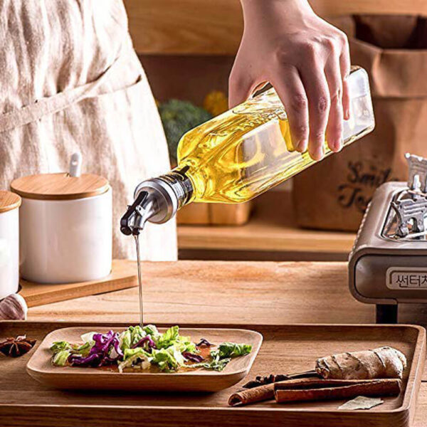 Perfect oil dispenser for your home kitchen