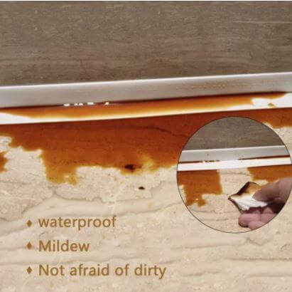 waterproof kitchen sink tape