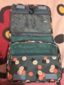 customer review cosmetics travel bag