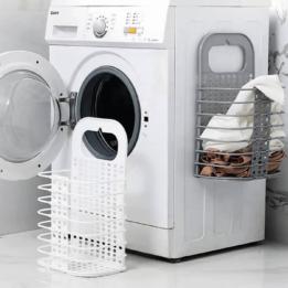 Plastic Folding Laundry Basket in Pakistan