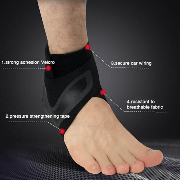best bandage foot support