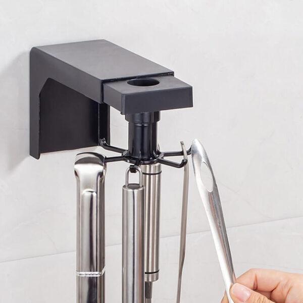 best hanging cooking utensil holder hooks