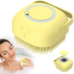 silicone scrubber brush price in pakistan