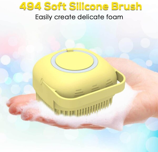 Silicone body scrubber brush review pakistan