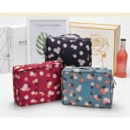 new handle zipper women makeup bags