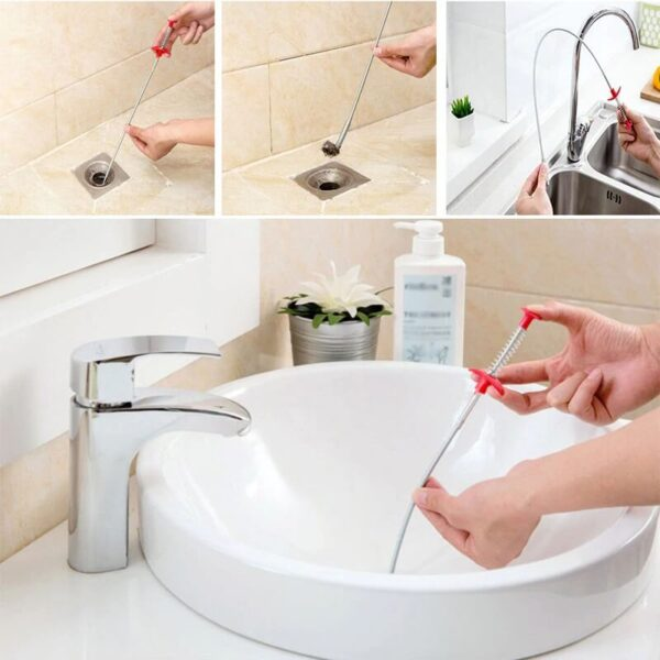 sink drain clog cleaner cookingorbit