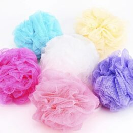 loofah balls for body wash cookingorbit