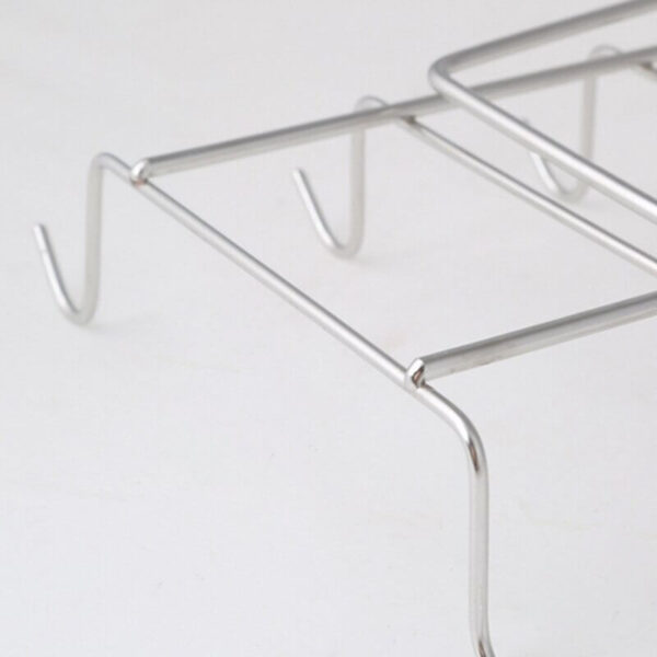 cup hanger for under shelf