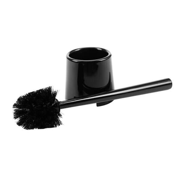 black wipe polypropylene brush