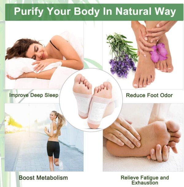 Bamboo Foot Pads by Pure Sole Foot and Body