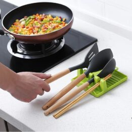 Kitchen Utensil Spatula Holder Cooking Tool CookingOrbit.pk