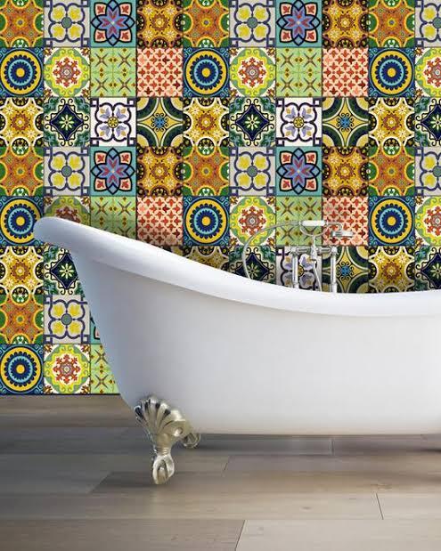 Stair Riser Decals DIY Tile Decals