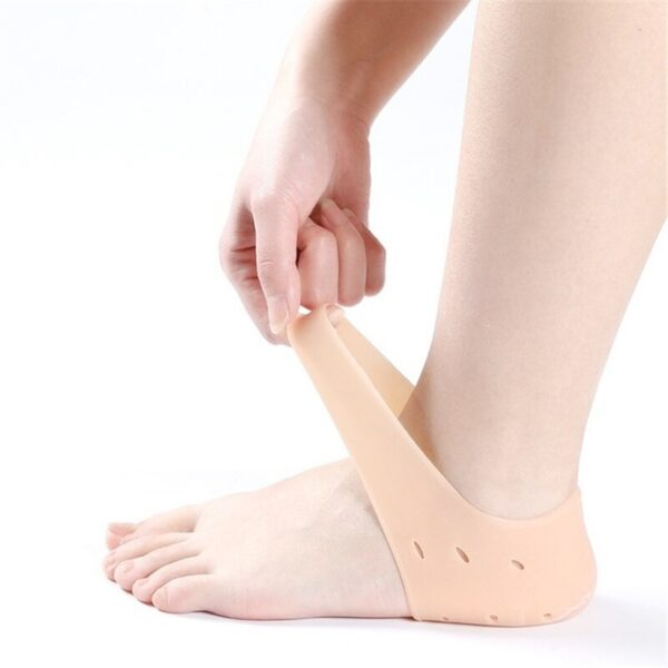 Hard Cracked Heels Repair Heel Pad