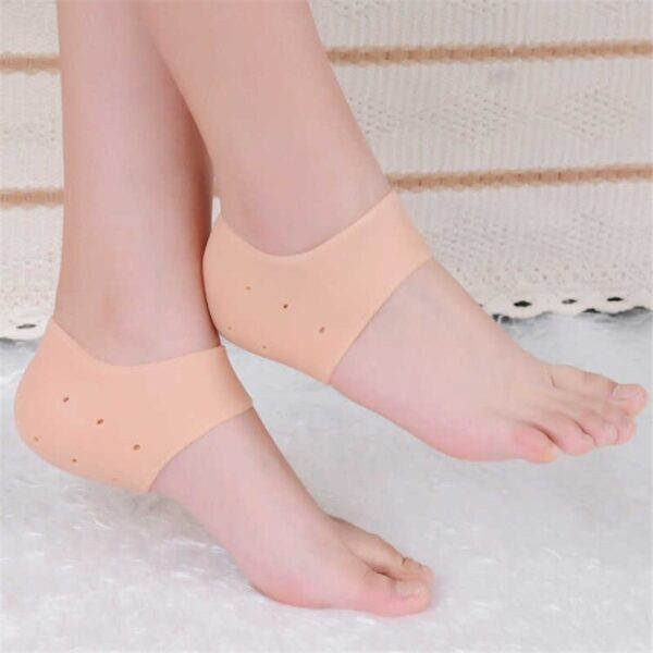 Silicone Heel Gel Sock Price in Pakistan