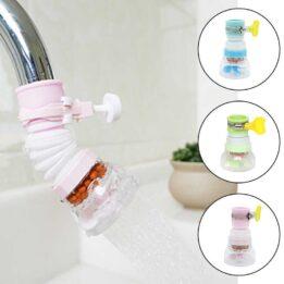 Diffuser Faucet Nozzle Filter Adapter Water Bubbler