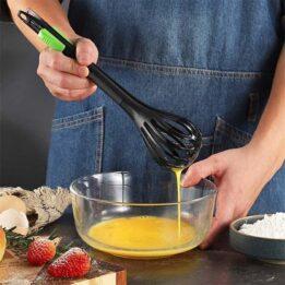 Kitchen Tongs Nylon Egg Whisk CookingOrbit.pk