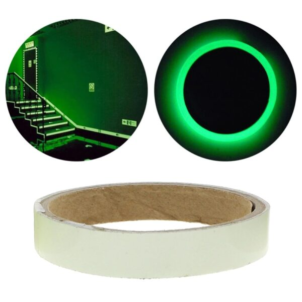 Luminous Glow Tape Sticker CookingOrbit.pk