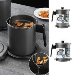 cooking oil filter pot cookingorbit.pk