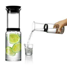 Double Insulated Water Bottle Transparent