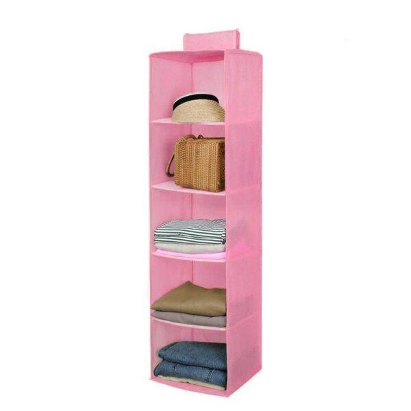 hanging clothes storage bag cookingorbit.pk