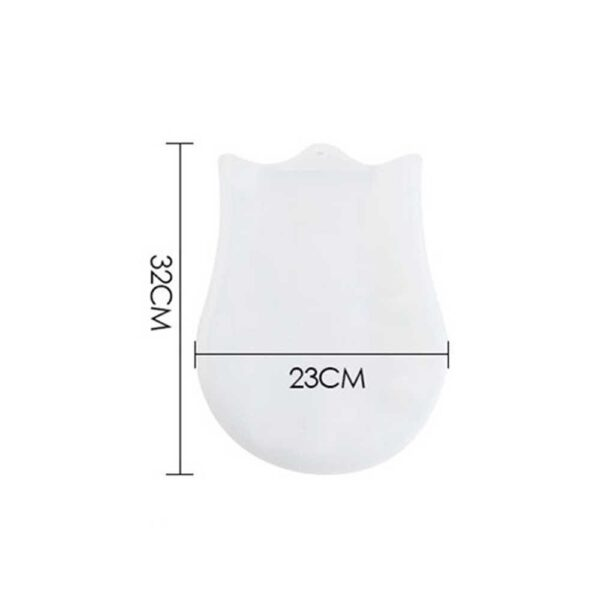 Size of Soft Silicone Dough Bags
