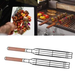 bbq baskets for kebabs