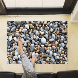 pebbles decoration ideas indoor