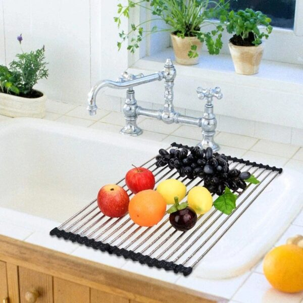 roll-up dish drying rack reviews